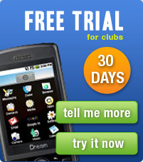 Text Messaging for Clubs - Free Trial